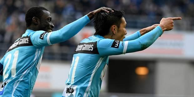 Gand bat Bruges et réintègre le top 6 (2-0) - La DH