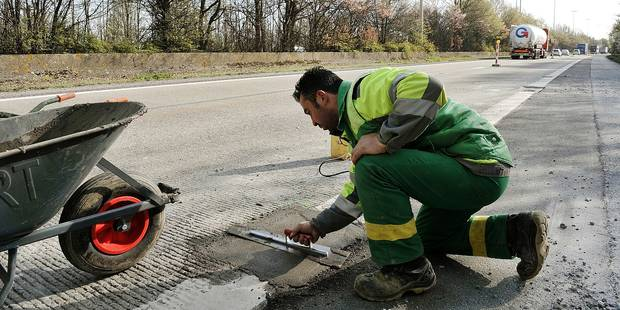 Brabant wallon : 48 millions pour nos routes - La DH