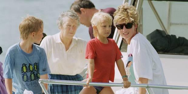 La princesse Diana aura sa statue, non loin de la résidence de William - La DH