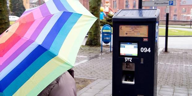 Parking payant à Charleroi: des ajustements sont en cours - La DH