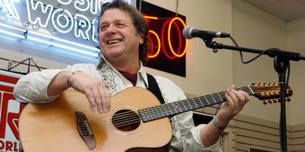 Le chanteur John Wetton, connu pour le tube 'Heat of the Moment', meurt à 67 ans - La DH