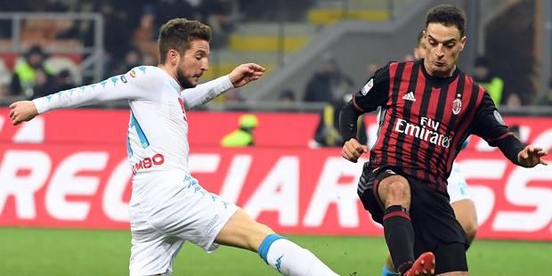 Milan AC: Fin de saison pour Bonaventura - La DH