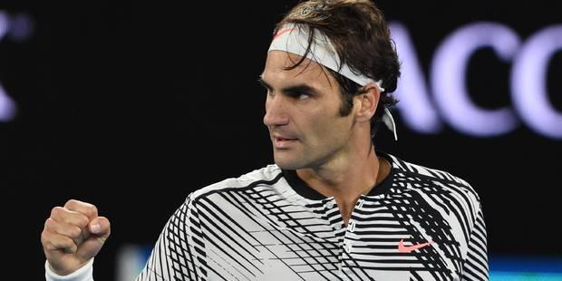 Vous avez élu Federer plus grand sportif du siècle devant Phelps, Bolt, Messi ou encore Ronaldo (INFOGRAPHIE) - La DH