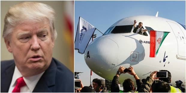 Trump ferait perdre 20 milliards à Boeing - La DH