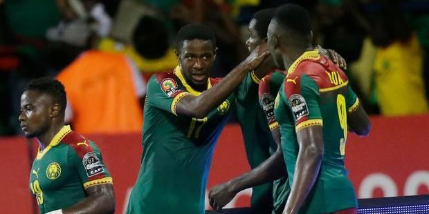 CAN: Le Cameroun d'Hugo Broos bat le Ghana et va en finale contre l'Egypte (2-0) - La DH