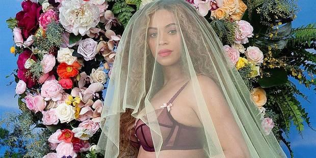 Beyoncé enceinte: c'est aussi du business - La DH