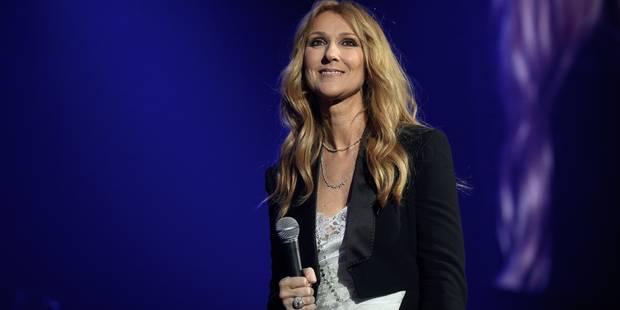Deuxième date à Lille pour Céline Dion - La DH