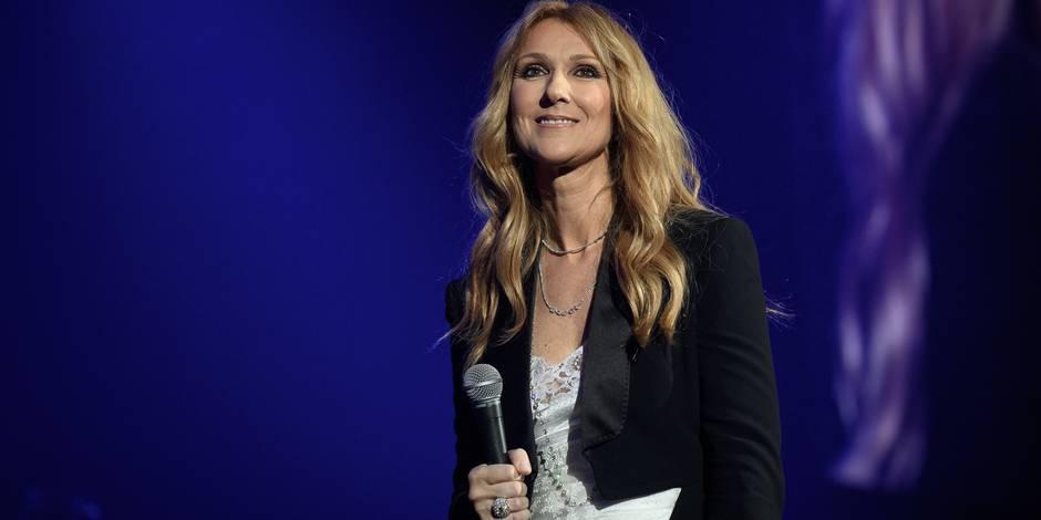 Le concert de Céline Dion complet — Bordeaux