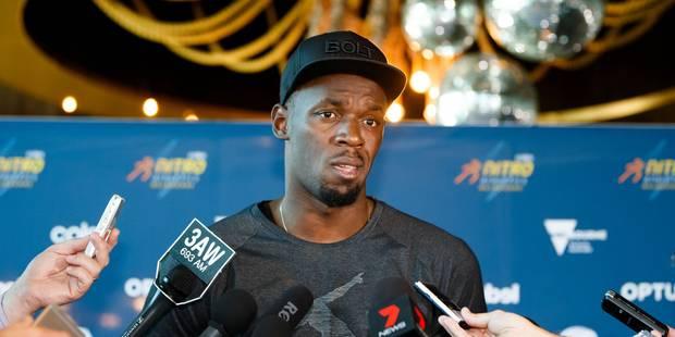 Nitro Athletics: Usain Bolt, tête d'affiche d'une compétition par équipes d'un nouveau genre - La DH
