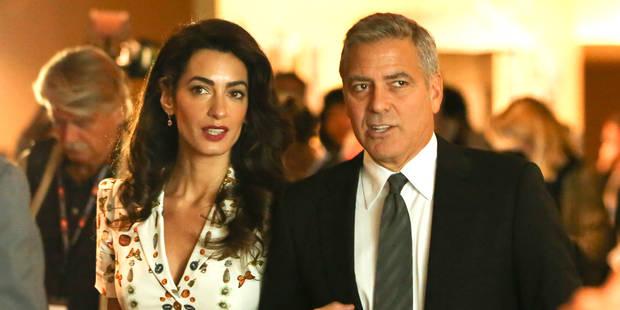 George Clooney mis à l'honneur aux César - La DH
