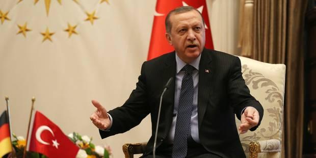Turquie: énorme arrestation d'environ 400 membres présumés de l'EI - La DH