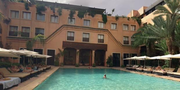 Incendie dans un hôtel à Marrakech: 19 touristes belges évacués (VIDEO) - La DH