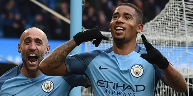 Premier League: Jesus sauve Manchester City, United écrase Leicester - La DH