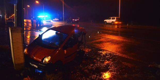 Accident à Gaurain-Ramecroix: une quadragénaire perd la vie et une autre personne grièvement blessée - La DH