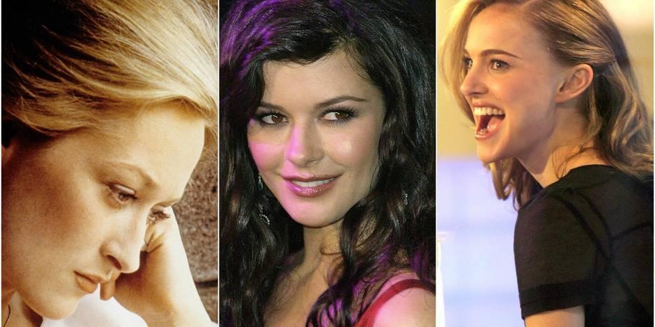 Natalie, Meryl, Catherine, ... : elles se souviennent de leurs débuts