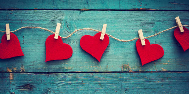 Saint-Valentin : 8 super plans pour s'offrir du bon temps - La DH