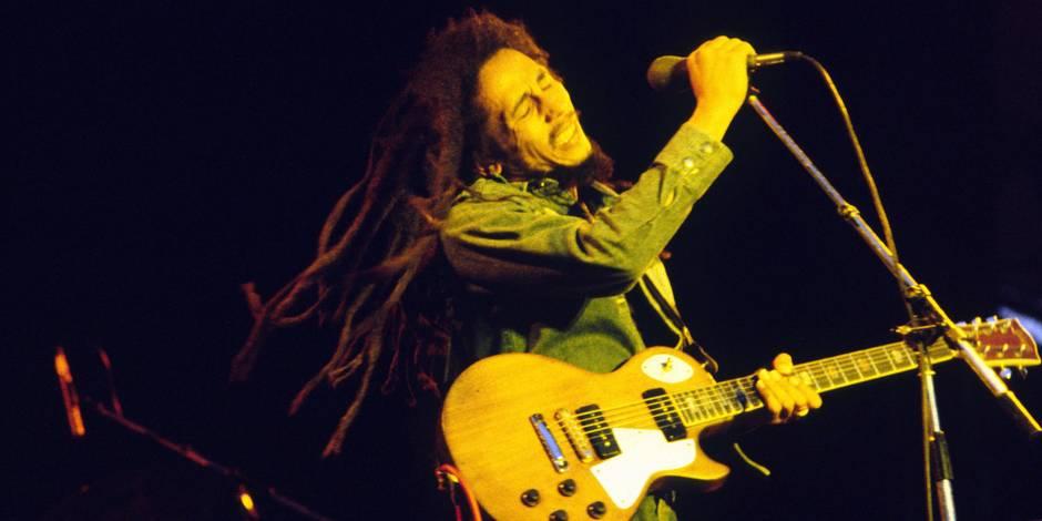 Des enregistrements de Bob Marley retrouvés 40 ans après !