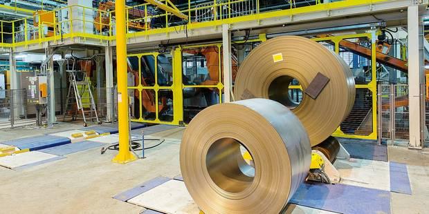 Pérenniser la sidérurgie liégeoise - La DH