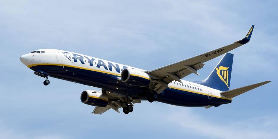 Le coup de gueule de Ryanair contre les nuisances sonores à Zaventem