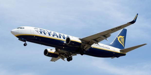 Le coup de gueule de Ryanair contre les nuisances sonores à Zaventem - La DH