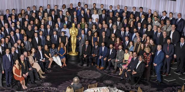 Photo des nommés aux Oscars : et si vous cherchiez Ryan Gosling ? - La DH