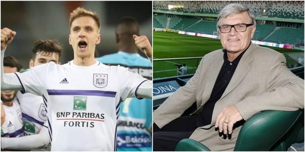 Wlodek Lubanski, ex-Lokeren et le plus grand joueur polonais de l'histoire, avoue qu'il a sous-estimé Teodorczyk - La DH