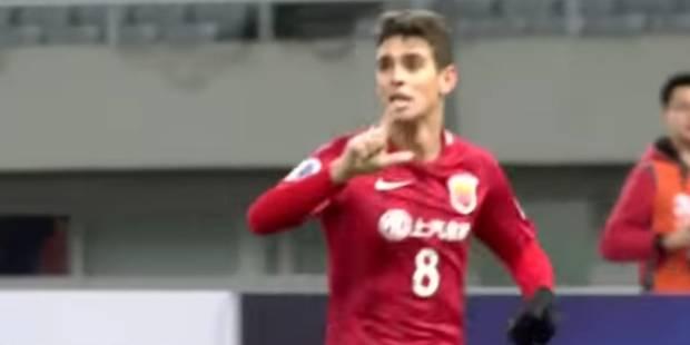 Oscar marque pour son 1er match officiel avec Shanghai (VIDEO) - La DH