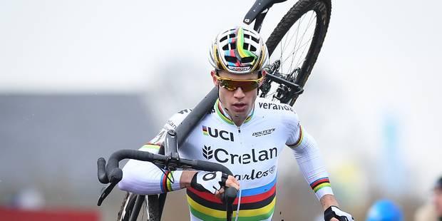Le double champion du monde Wout Van Aert accusé de dopage mécanique par la presse espagnole - La DH