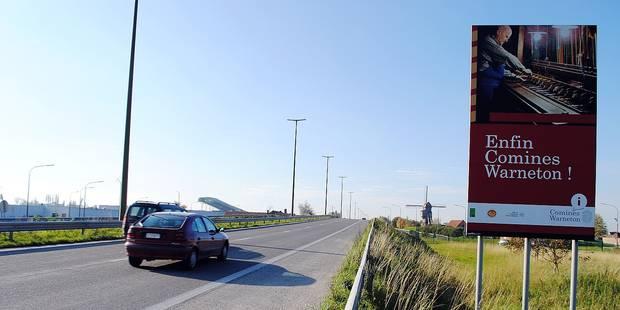 Hausse des PV pour excès de vitesse à Comines - La DH