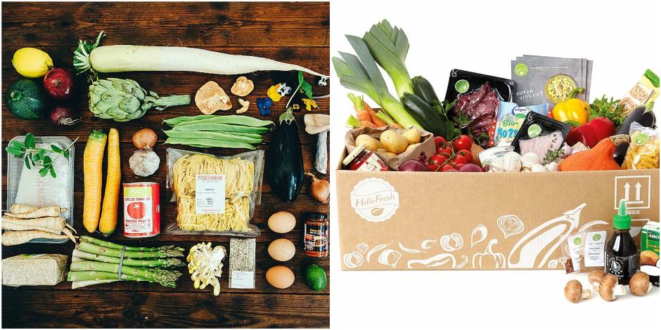 HelloFresh, Smartmat ou grande distribution: Les box repas ont le vent en poupe - La DH