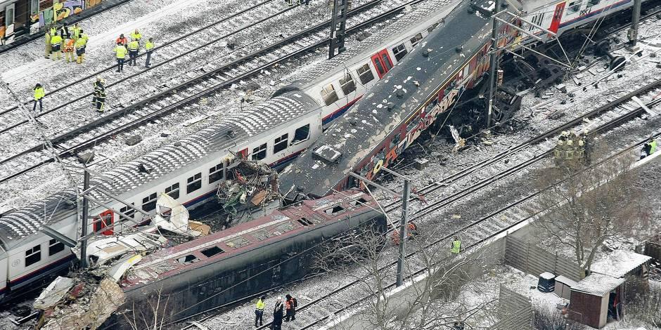 Encore 91 feux rouges brûlés par des trains en 2016 ! - La DH