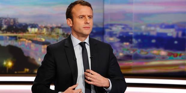 La main de Moscou derrière l'attaque contre Macron ? - La DH