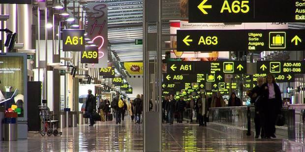 Brussels Airport crie à l'aide - La DH