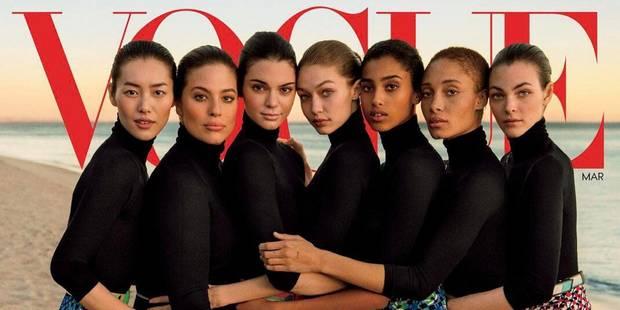 Vogue célèbre la femme en abusant de Photoshop et en prônant la minceur - La DH