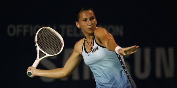Fête, homosexualité, train de vie : Une ancienne joueuse de tennis se lâche - La DH
