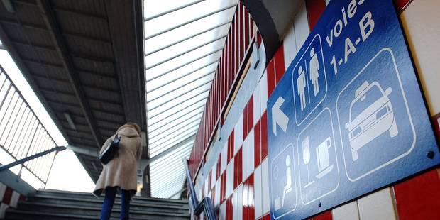 Le WC de la gare de Tournai fermé depuis 18 mois - La DH