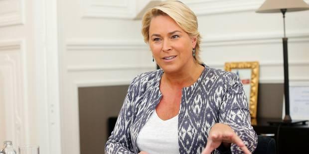 """Céline Fremault sur le survol: """"J'ai la justice avec moi"""" - La DH"""
