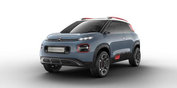 Un nouveau concept Citroën - La DH