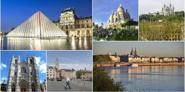 La destination la plus visitée par les touristes en 2016? La France, envers et contre tout - La DH