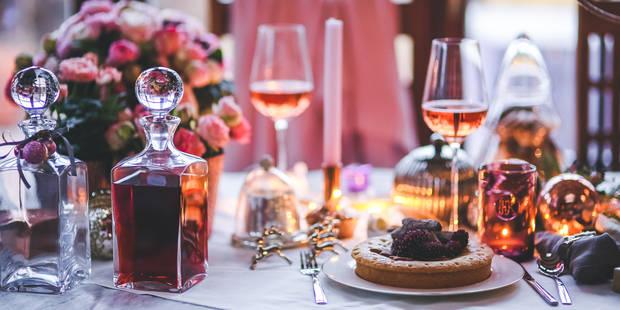 Trois tables pour une Saint-Valentin pas comme les autres - La DH