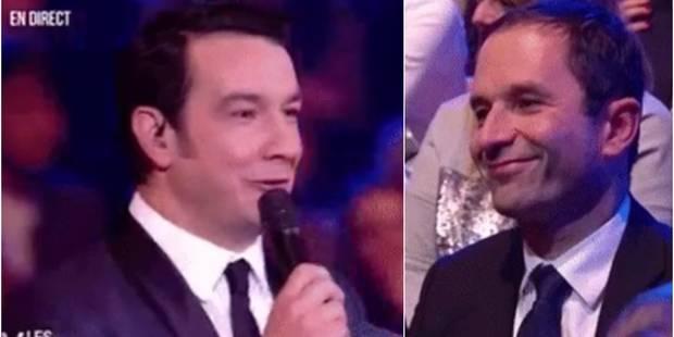 Victoires de la Musique: La blague gênante de Thomas Thouroude à Benoit Hamon - La DH
