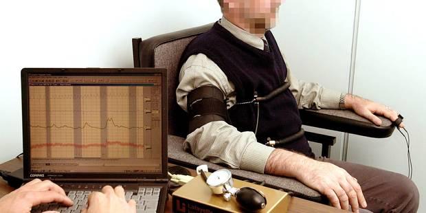 Un suspect sur trois se trahit au détecteur de mensonges - La DH