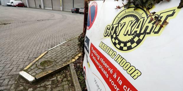 Forest: le City Kart déménage dans une autre commune bruxelloise - La DH
