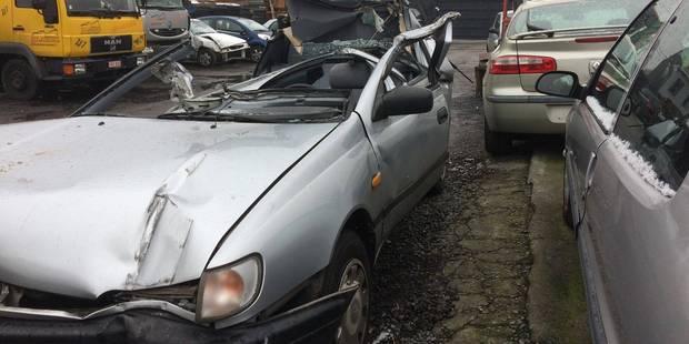 Mouscron: un conducteur sous emprise de l'alcool entre la vie et la mort - La DH