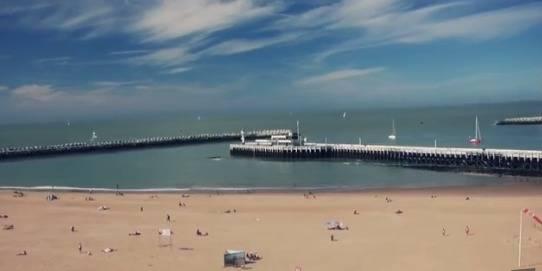 Ostende invite en vidéo le Président Trump à visiter la station balnéaire - La DH