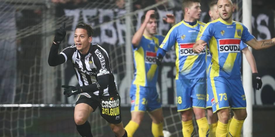 Charleroi évite de justesse le piège Westerlo (2-1) et réintègre le top 6!