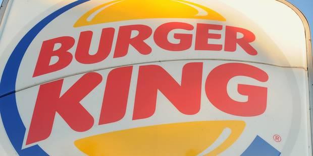 Un infidèle se fait pincer par sa compagne à cause d'un tweet sur la page de Burger King - La DH