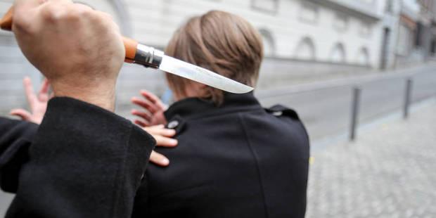 Deux personnes blessées au couteau dans une bagarre à Houdeng - La DH