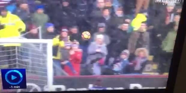 Ce supporter devient le héros de Burnley après avoir sauvé un petit garçon (VIDEO) - La DH