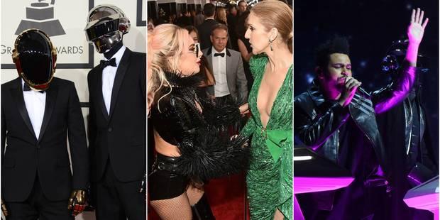 Tous les moments les plus inattendus des Grammy Awards - La DH